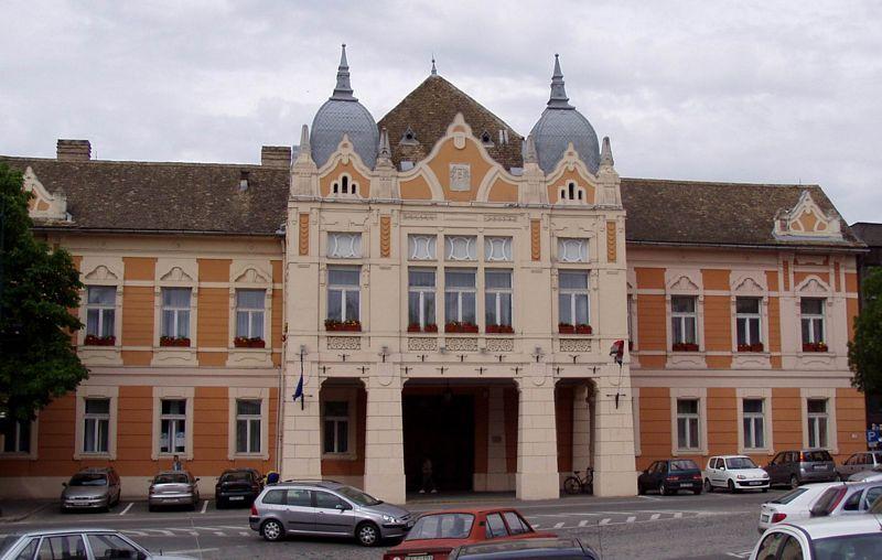 Szekszárdi városháza